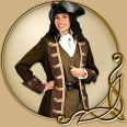 Costume - Justaucorps Frock Coat for Women